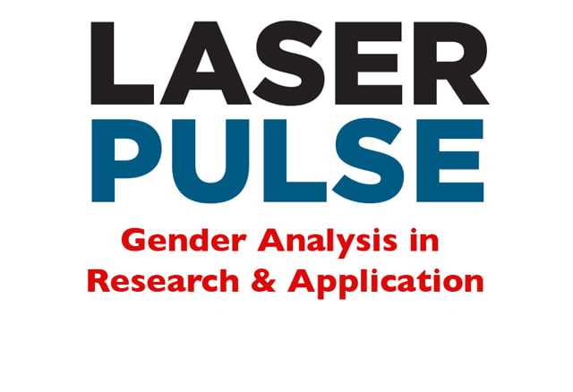 Gender Analysis in Research and Application