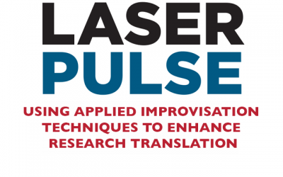 Using Applied Improvisation Techniques to Enhance Research Translation