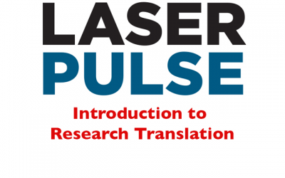 LASER PULSE Introduction to Embedded Research Translation Training